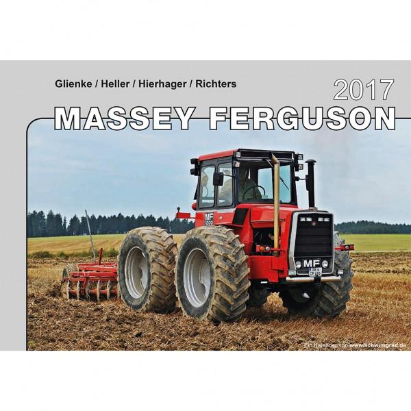 Massey Ferguson Kalender 2017