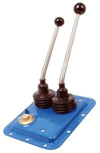Ford Schalthebelset mit Getriebedeckel