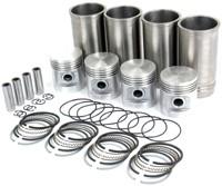 Massey Ferguson Piston, ring & liner kit(4)