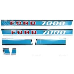 Ford Typenschild (81825512)