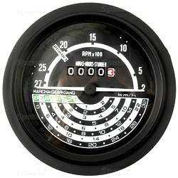 John Deere Traktormeter MPH (AL30800)