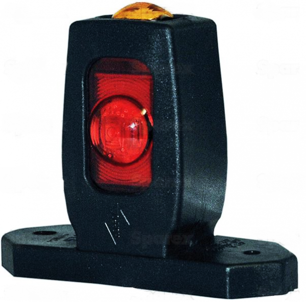 LED Positionsleuchte Rot   Weiß   Orange