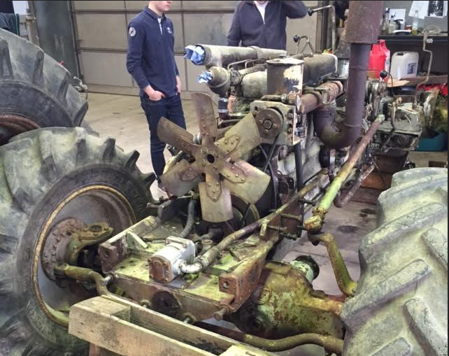 Ersatzteile bei Traktorprofi
