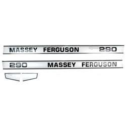 Massey Ferguson Typenschild (1682431M1)