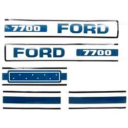 Ford Typenschild (83928533)