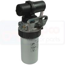 Ford/NH Kraftstoffpumpe mit Handförderpumpe (84271407)