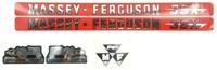 Massey Ferguson Typenschild (3406971M91)