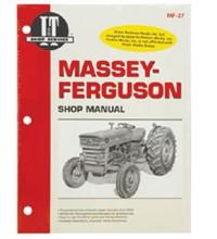 Massey Ferguson Handbuch MF
