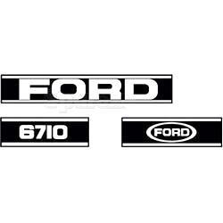Ford Typenschild (83928798)