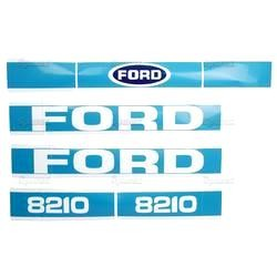 Ford Typenschild (83928378)