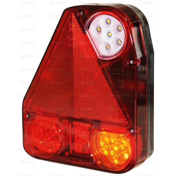 LED Rückleuchte links (UK)