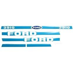 Ford Typenschild (83928789)