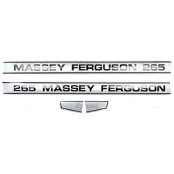 Massey Ferguson Typenschild (1682421M1)
