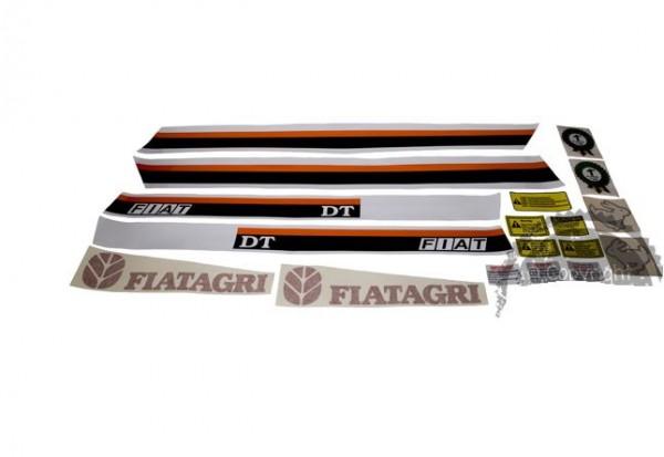 Fiat Aufkleber Set (5130859)