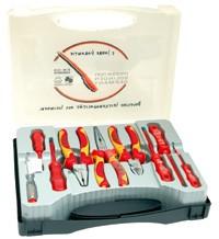 Werkzeug-Box VDE Elektrik