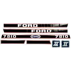Ford Aufklebersatz