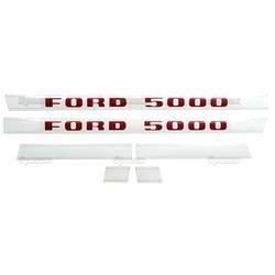 Ford Typenschild (81822593)