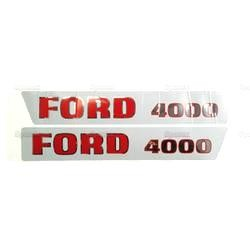 Ford Typenschild (81814373)