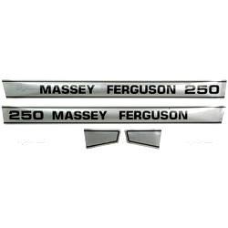 Massey Ferguson Typenschild (1681730M1)