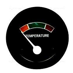 Ford Temperaturanzeige Kühlwasser (C3NN18187A)