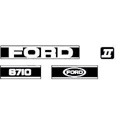 Ford Aufklebersatz (83928798)