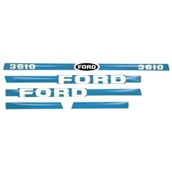 Ford Typenschild (83928788)