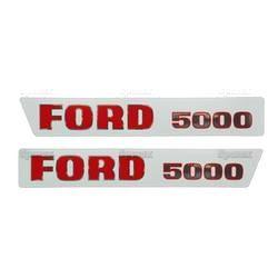 Ford Typenschild (81814374)