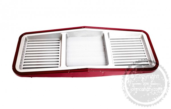 Case IH Frontgrill (Alter Typ)