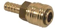 Schlauchkupplung 6mm